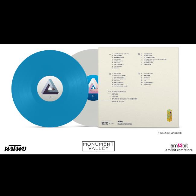 【Monument Valley(モニュメント・バレー) 】レコードセット(2LP) - 画像5