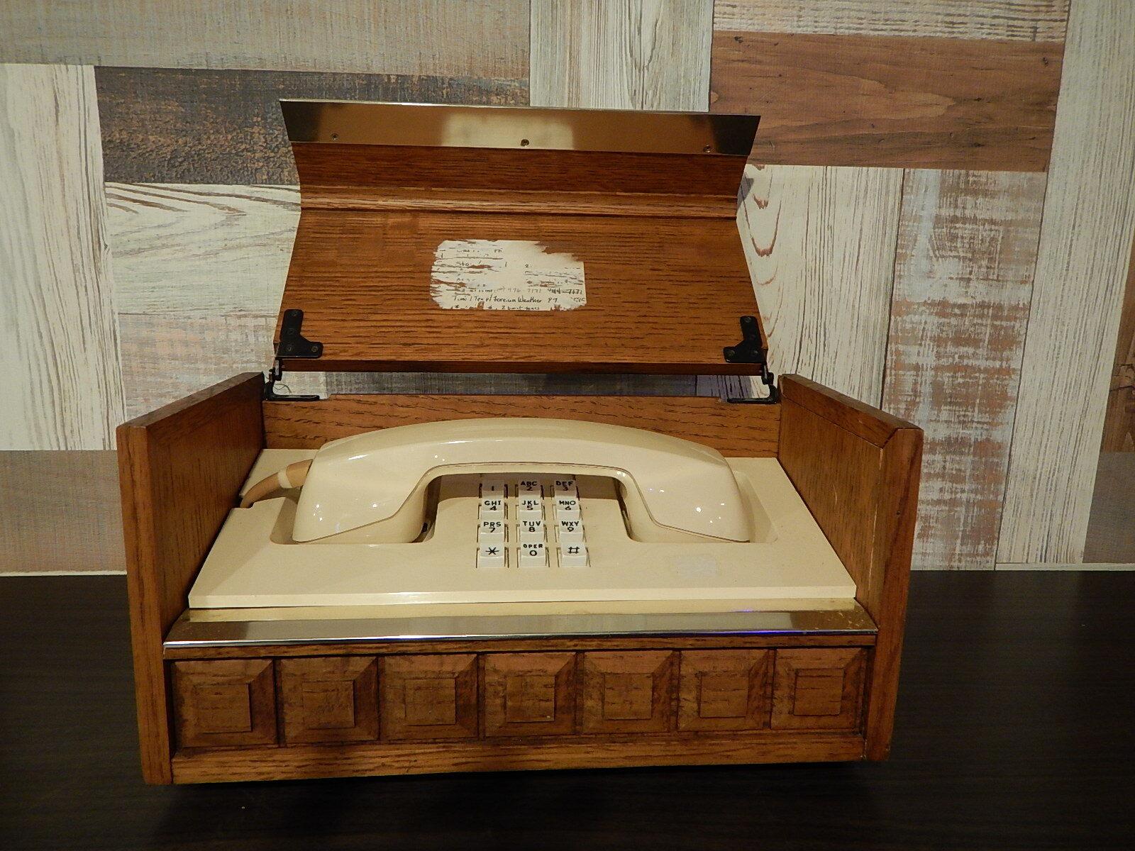 品番0198 1970年代 電話 収納式 ヴィンテージ 011