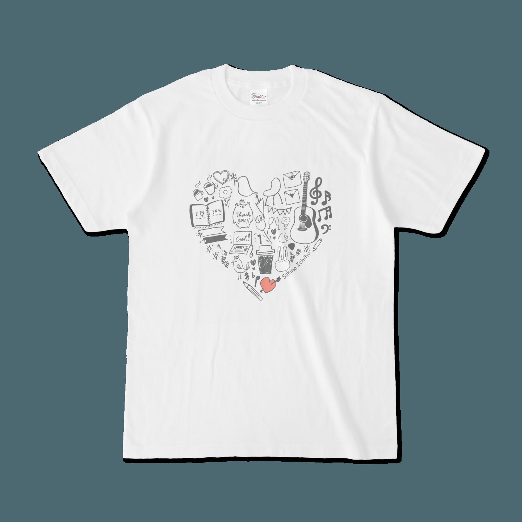 【Tシャツ】咲野いちほ