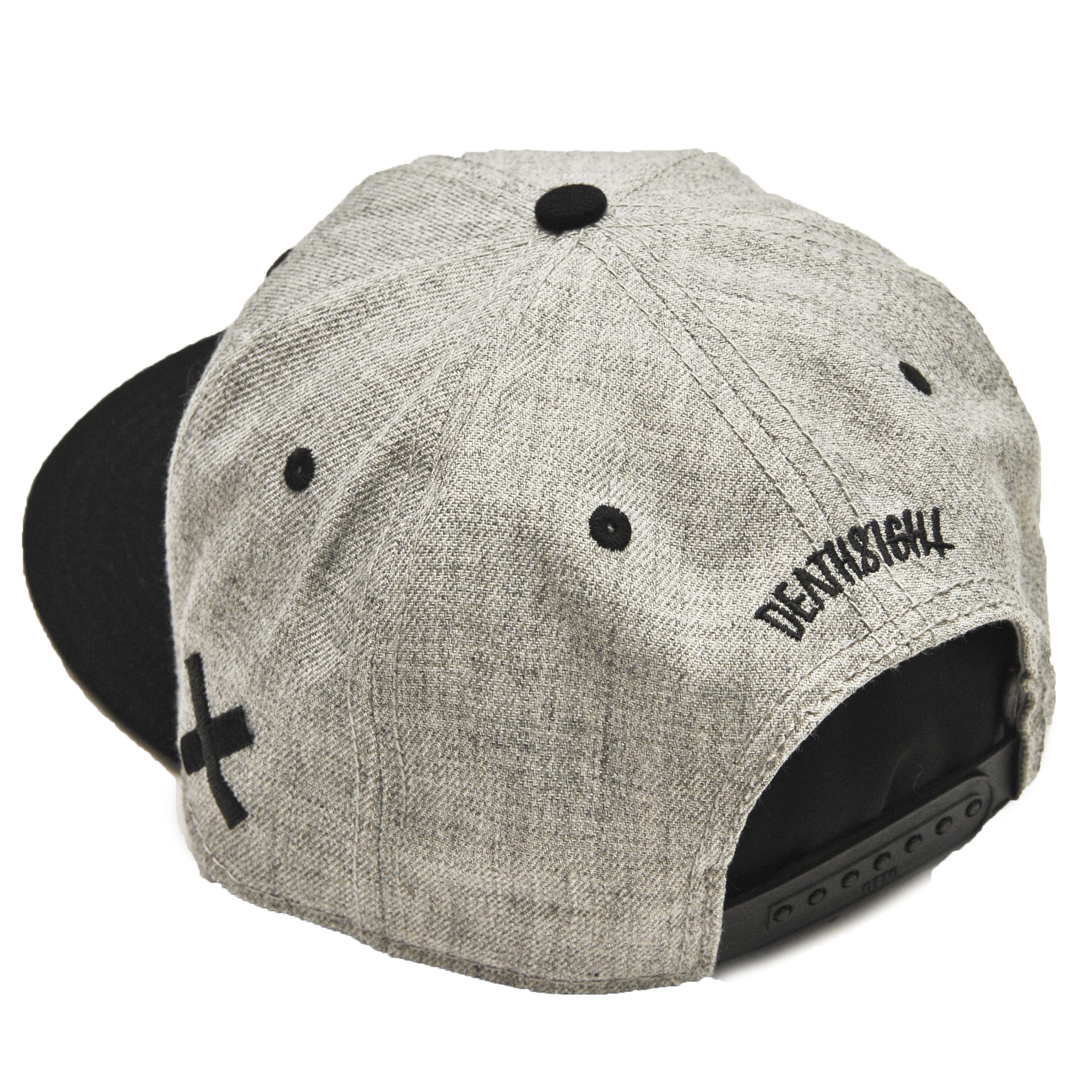 deathsight 17 Logo Cap / GRAY - 画像2