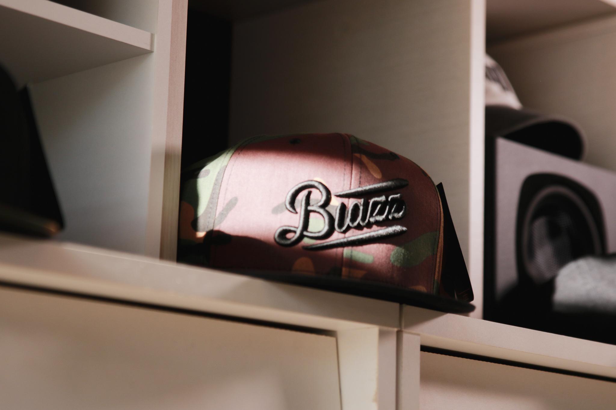 Blunt's Blazz CAMO B.B CAP 2020 [CAMO / BLACK]