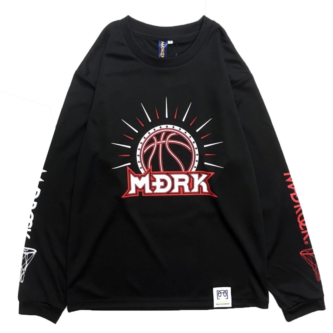 【Online Store Limited】マッドロック / トーチ ロンT / ドライタイプ / ブラック