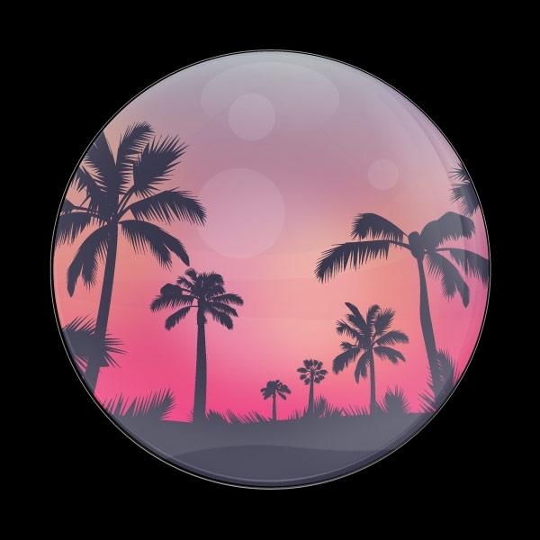 ゴーバッジ(ドーム)(CD1082 - TROPICAL) - 画像1