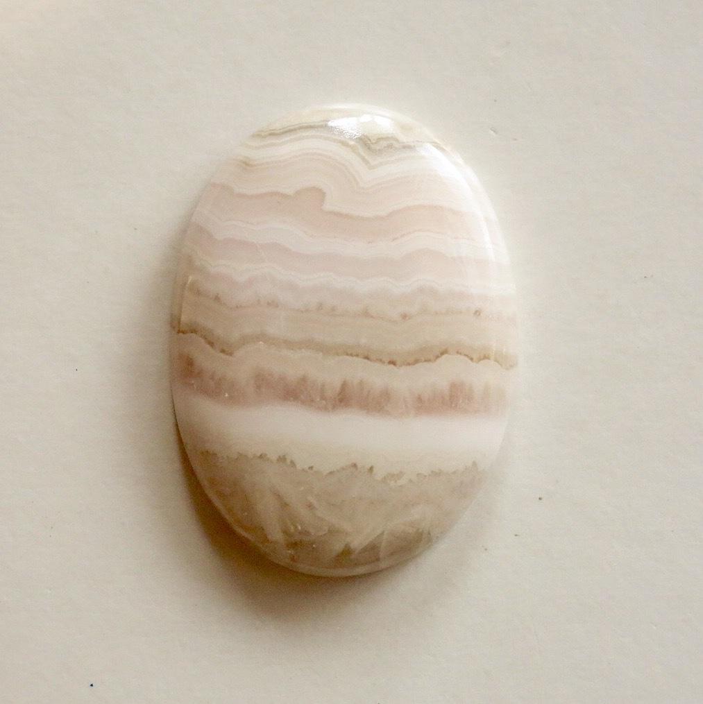 ピンクアラゴナイト 天然石ルース