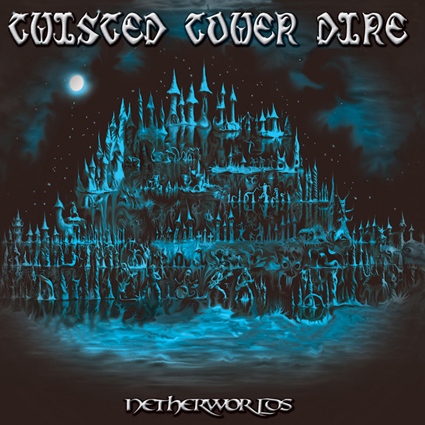 "TWISTED TOWER DIRE ""Netherworlds""日本盤"