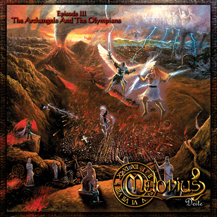 "MELODIUS DEITE ""Episode III: The Archangels and the Olympians"" (予約)"