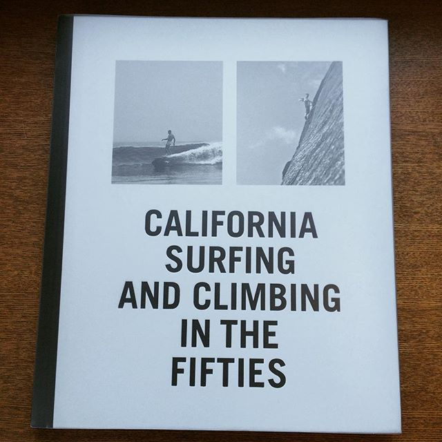 写真集「California Surfing and Climbing in the Fifties/Yvon Chouinard」 - 画像1
