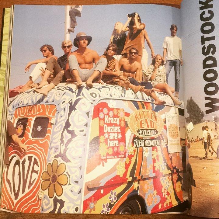 ヒッピーカルチャー写真集「Hippie/Barry Miles」 - 画像4