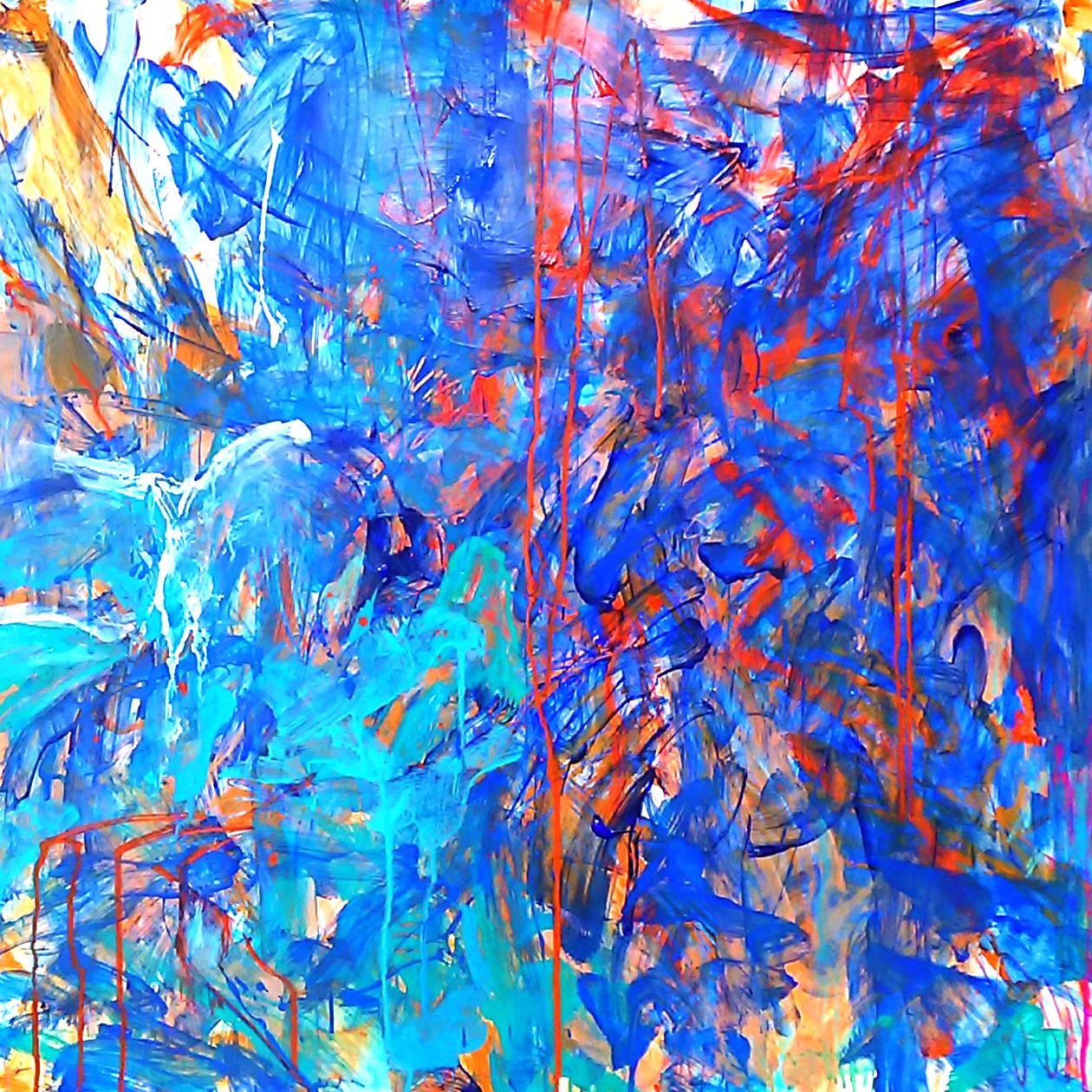 絵画 インテリア アートパネル 雑貨 壁掛け 置物 おしゃれ 抽象画 現代アート ロココロ 画家 : tamajapan 作品 : t-21