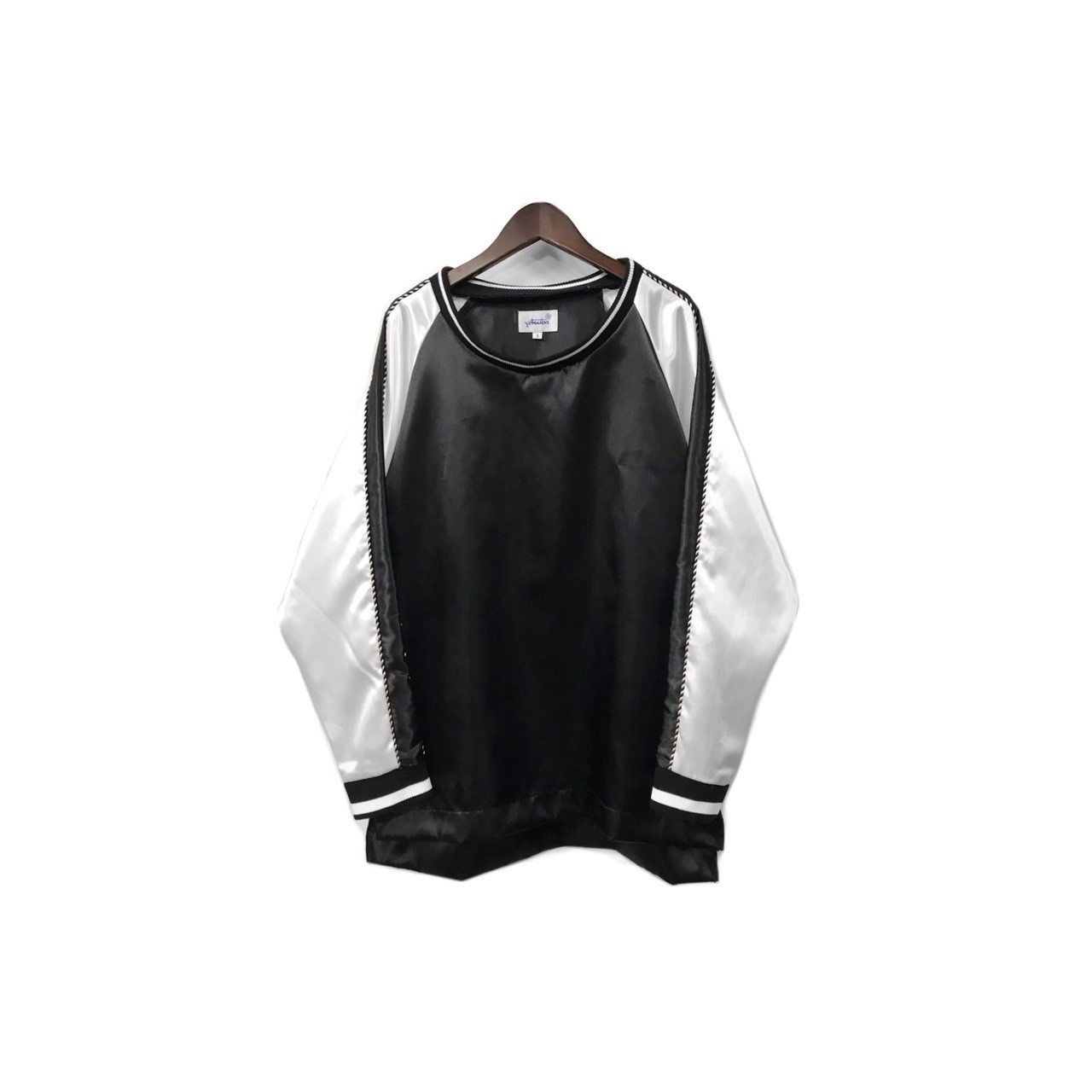 yotsuba - Souvenir Pullover Tops / Black ¥18000+tax