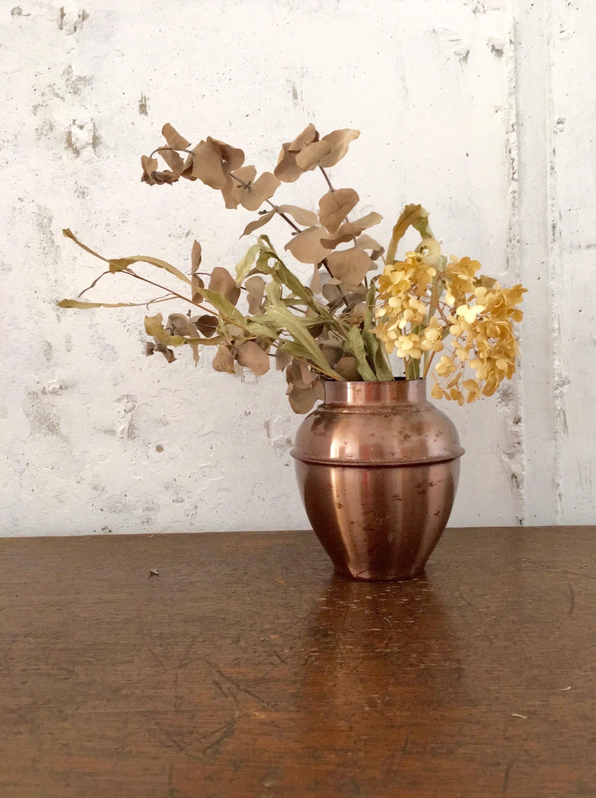 レトロな花瓶[古道具]