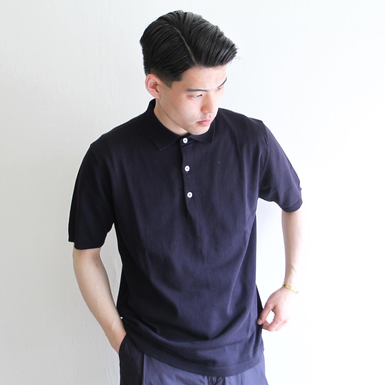ANDERSEN‐ANDERSEN  【 mens 】polo short