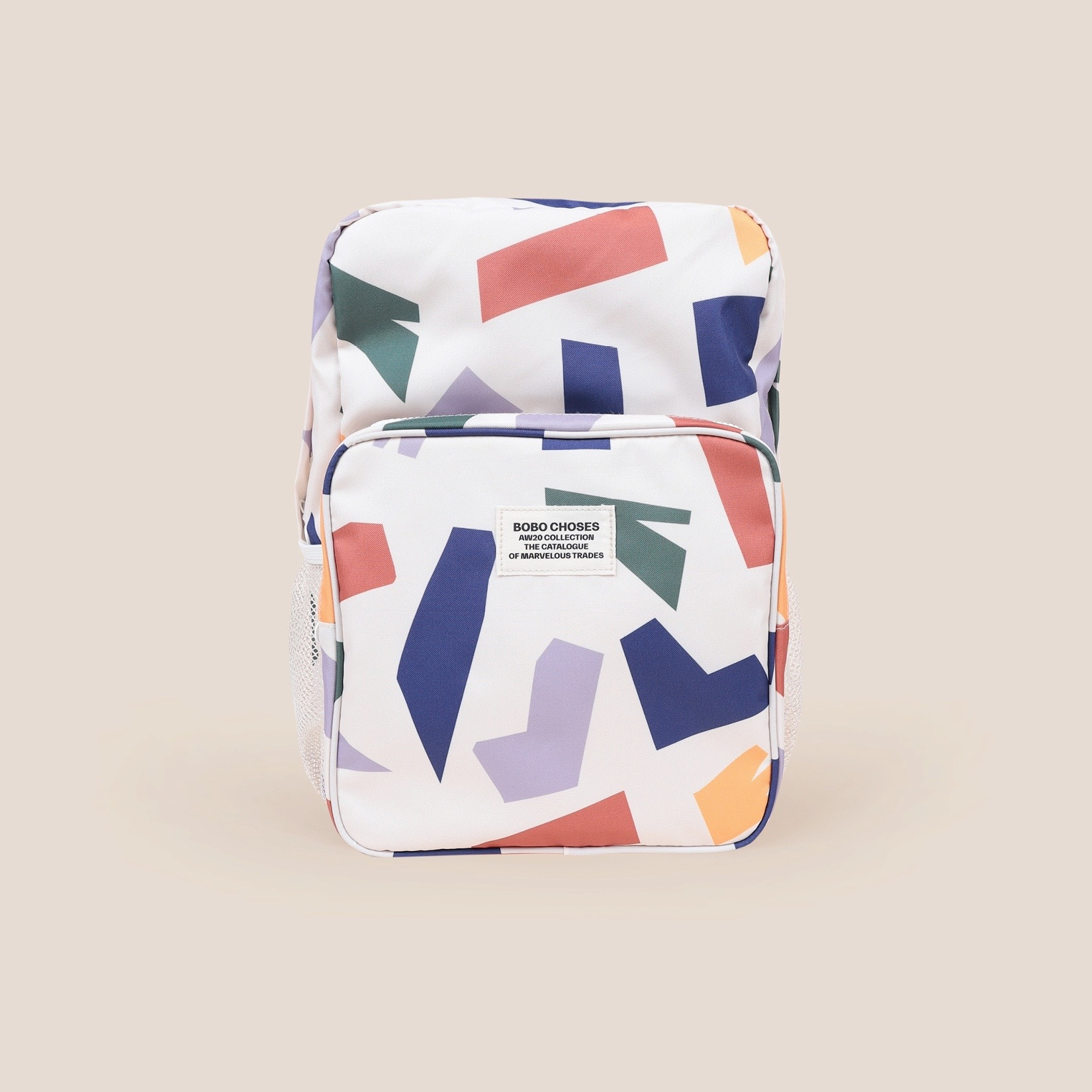 《BOBO CHOSES 2020AW》Shadows All Over Backpack / kids