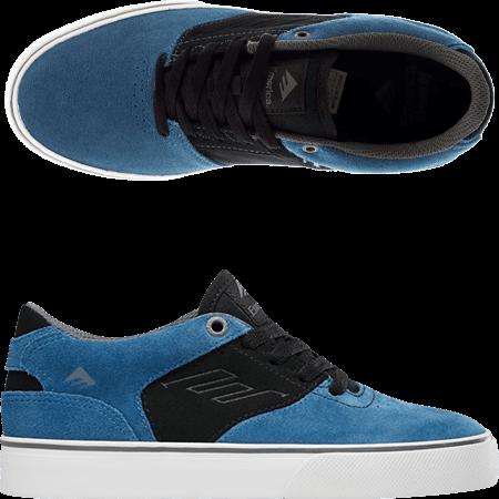 Emerica エメリカ Reynolds Low Vulc Blue/Black/White