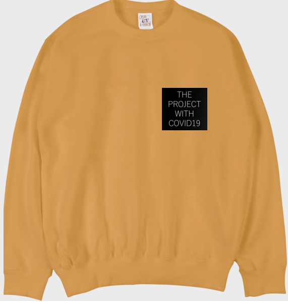NO.4 SWEAT「THE PROJECT WITH COVID19」