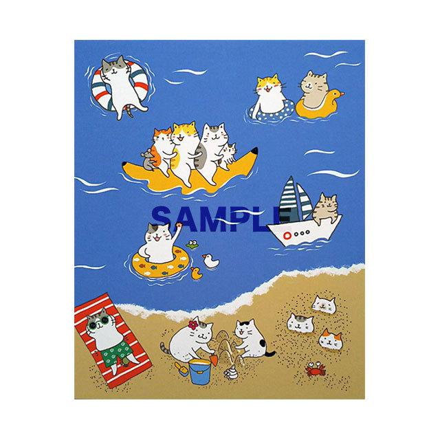 台湾ポストカード「海貓咪」
