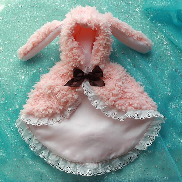 ケモミミケープ(ウサギ)