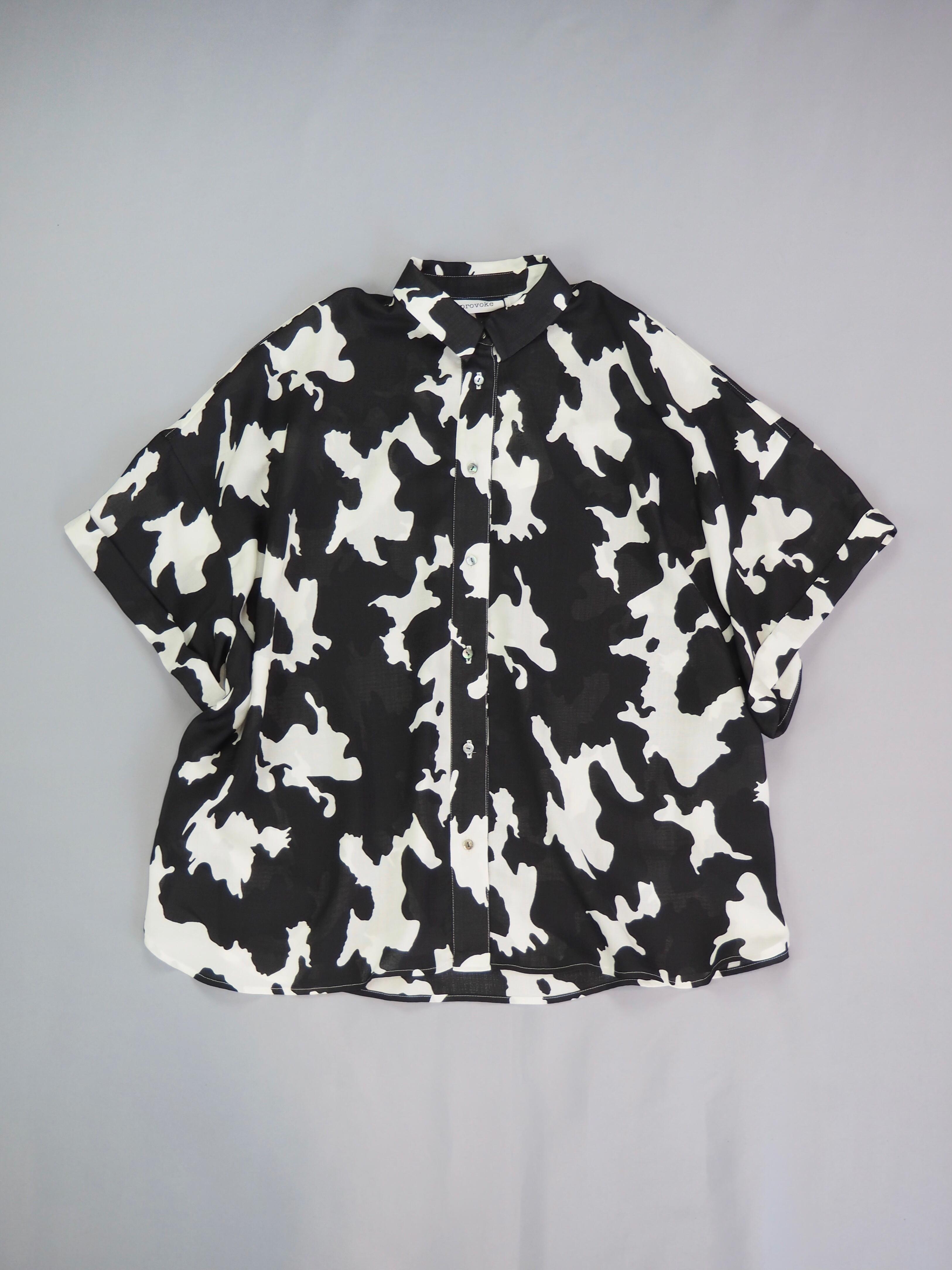【PROVOKE】COW PRINT SHIRT