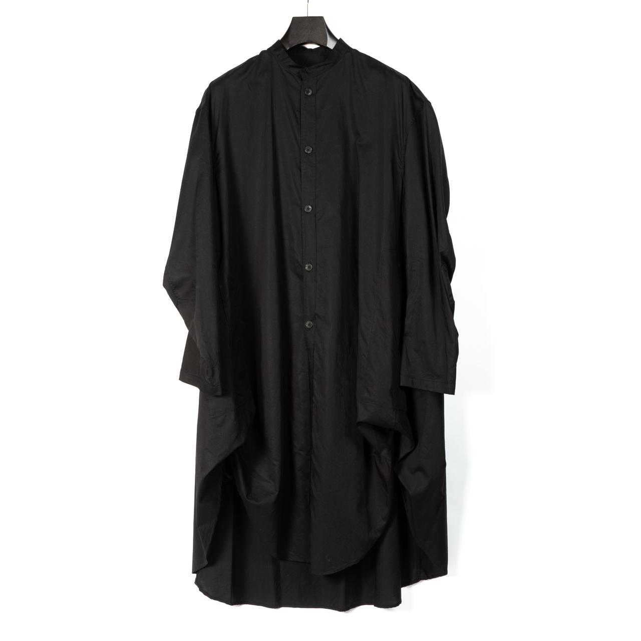 697SHM1-BLACK / オーバーシャツ