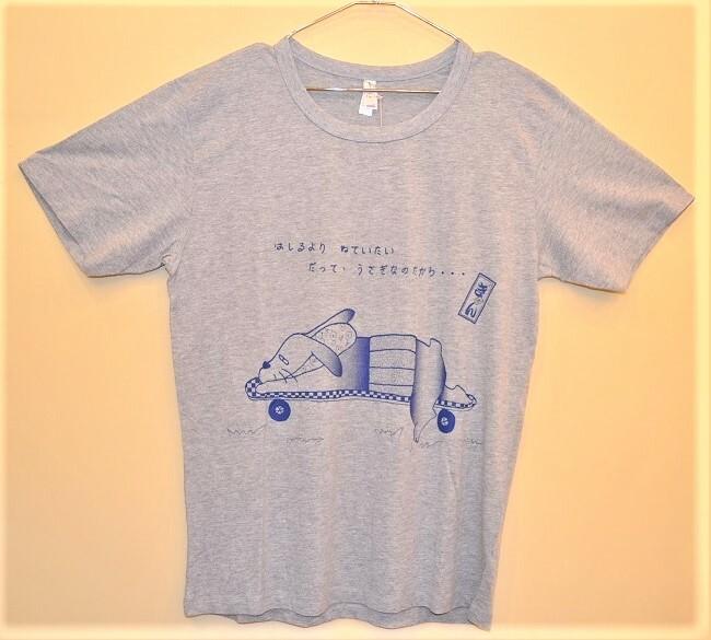 ぎんさんTシャツ