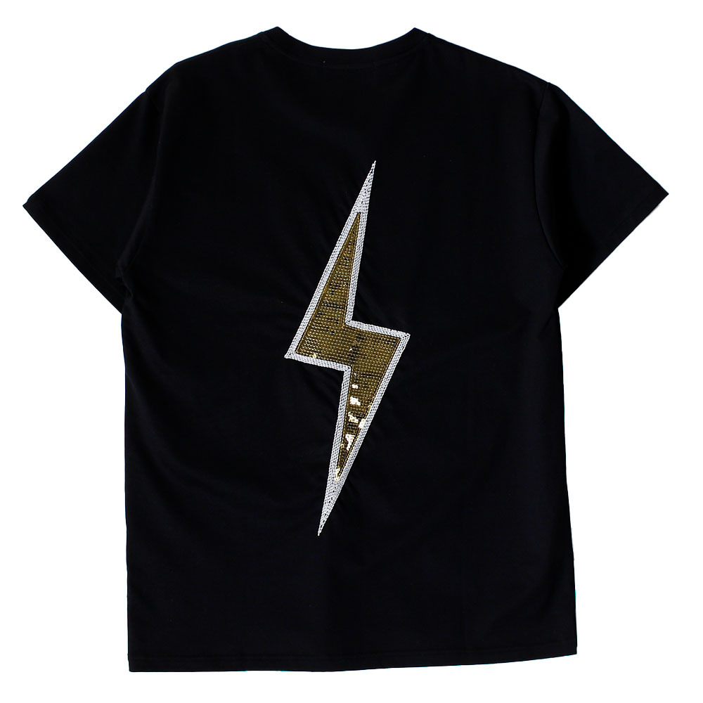 BORDERS Thunder Tee Back