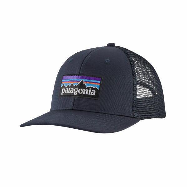 パタゴニア PATAGONIA P-6ロゴ・トラッカー・キャップ 38289 Navy 【正規取扱店】