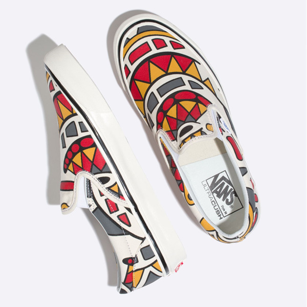 VANS CLASSIC SLIP-ON  98 DX(ANAHEIM FACTORY)