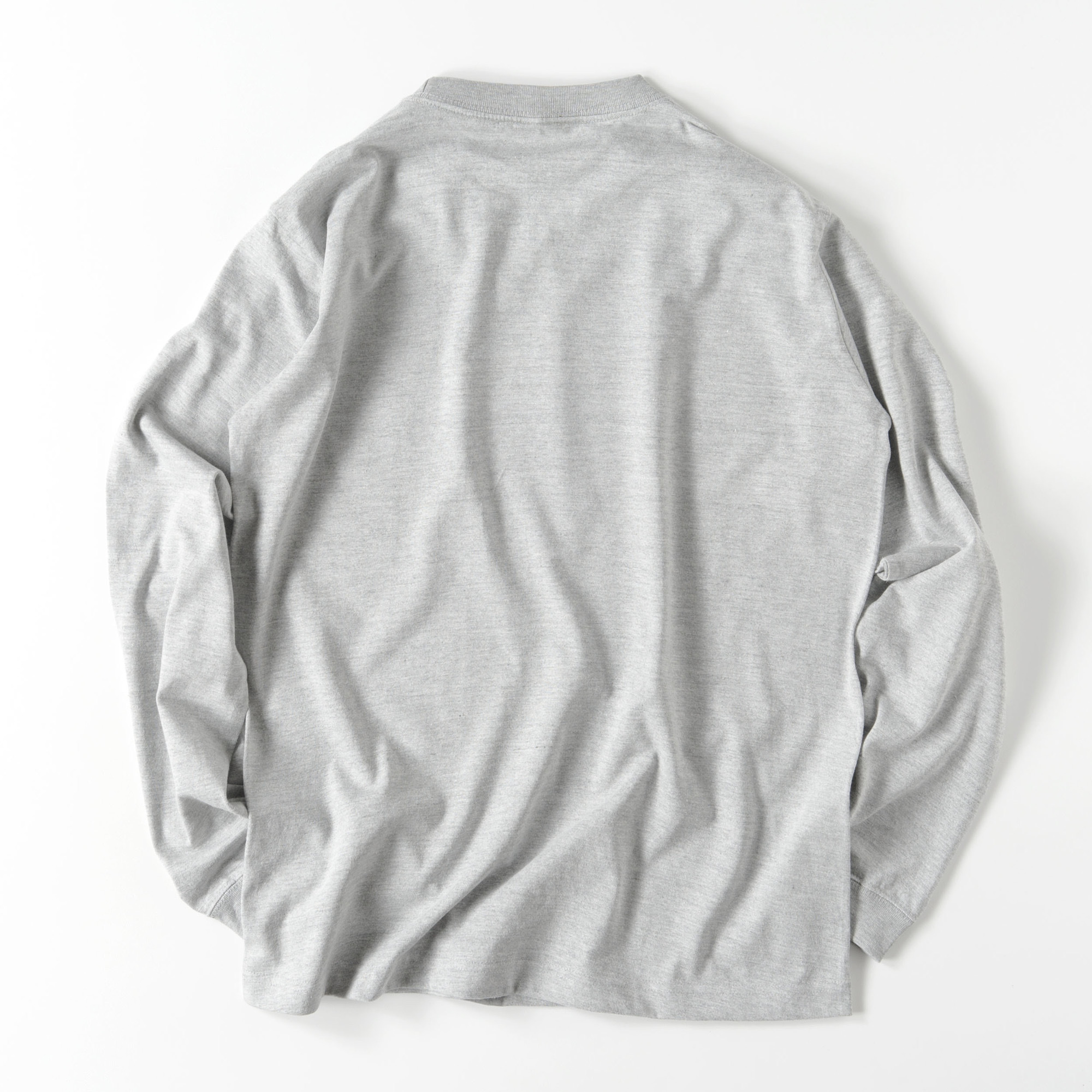 和柄/藤娘柄/GRY【京都和モダンTシャツ】©mayu_color.888