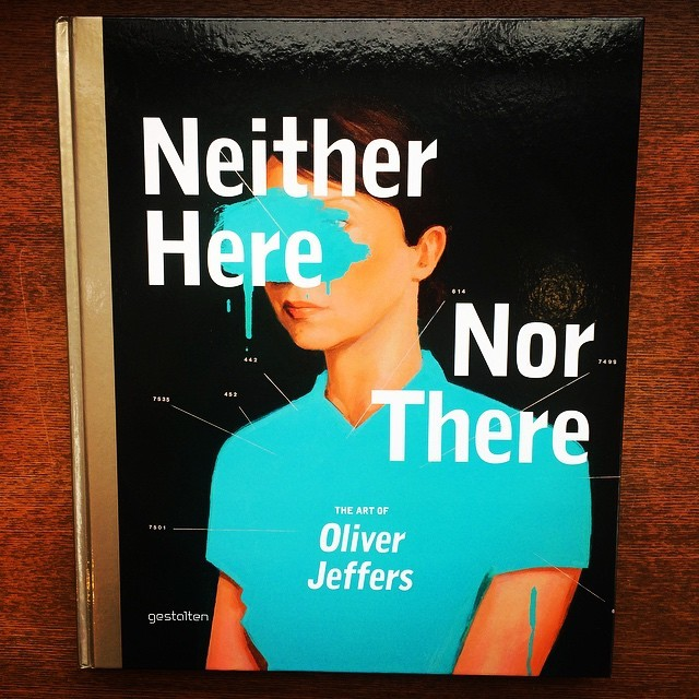作品集「Neither Here Nor There: The Art of Oliver Jeffers」 - 画像1