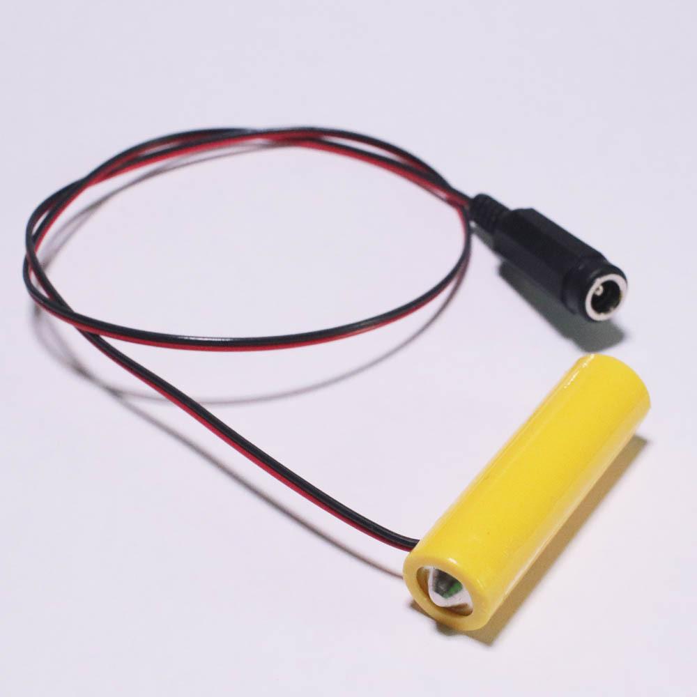 単3電池形ACアダプター接続ケーブル 50cm [OUTLET A-5521-AABAT]