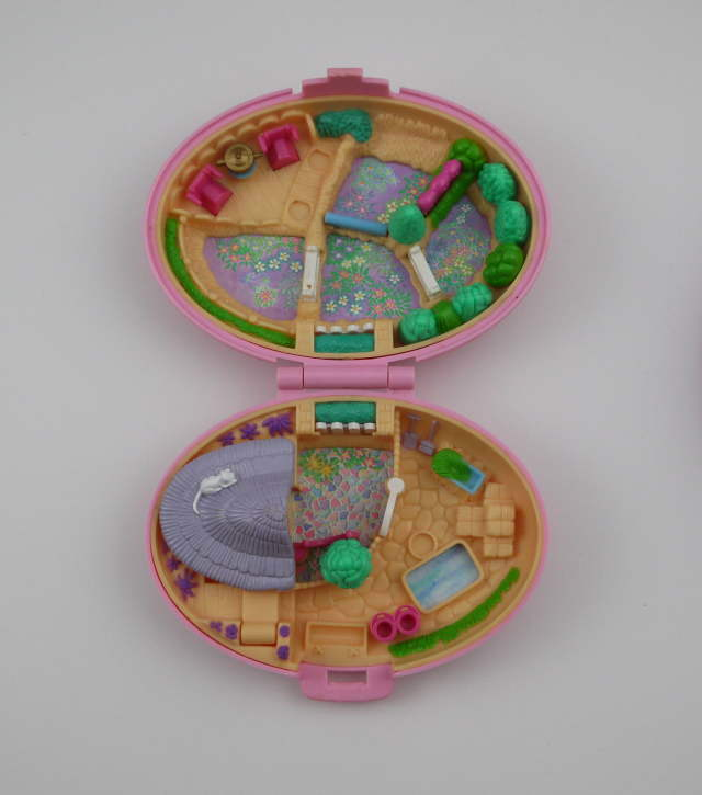 ポーリーポケット シェトランドポニー 1995年 完品