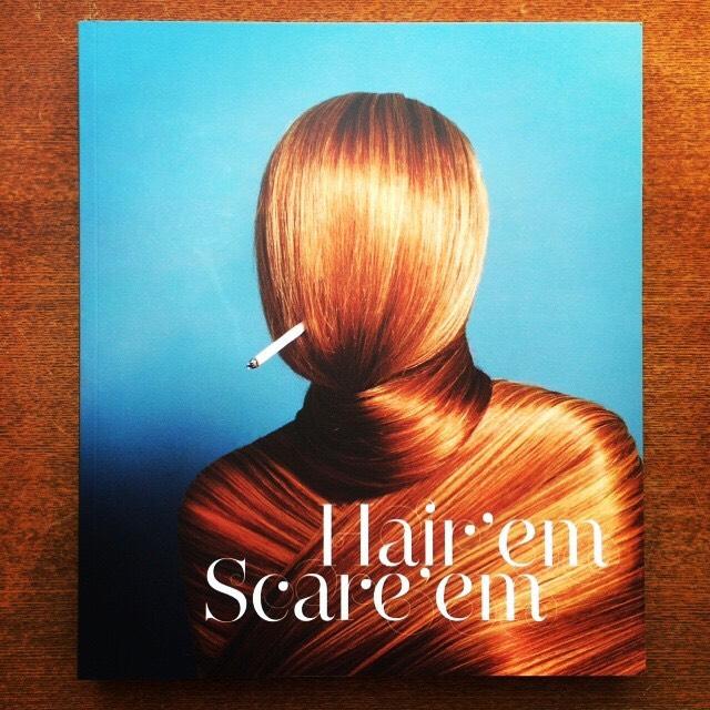 アートの本「Hair'em Scare'em」 - 画像1