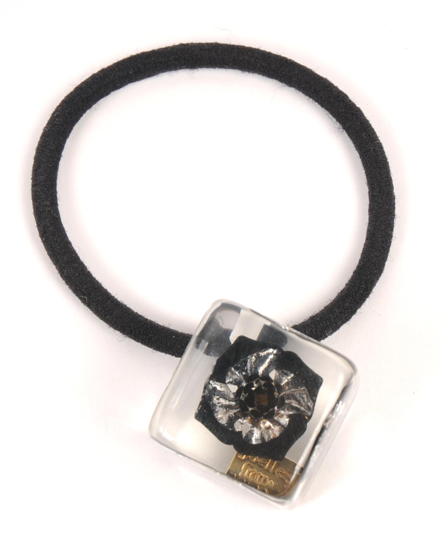 Joe18SM46 bijou cube gom C (black)