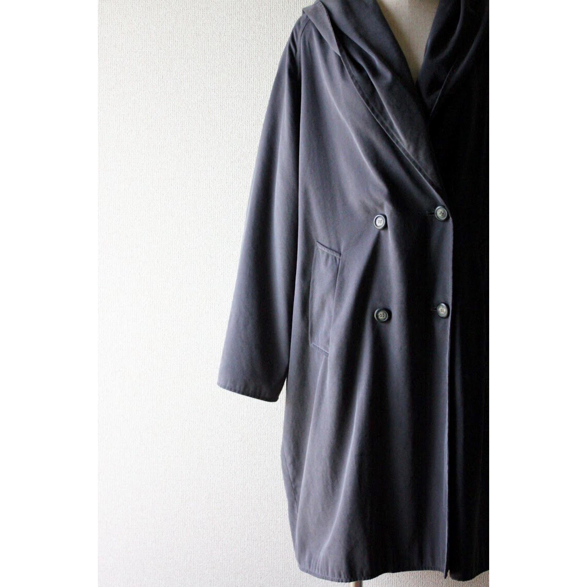 Vintage draped coat by MaxMara