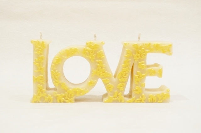 LOVE/Gold