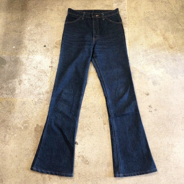 Levi's Flare Denim Pants ¥6,800+tax