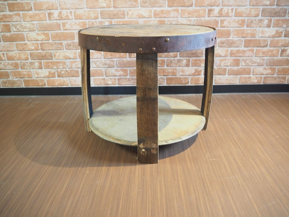 品番0234 タルテーブル / Barrel Table 011
