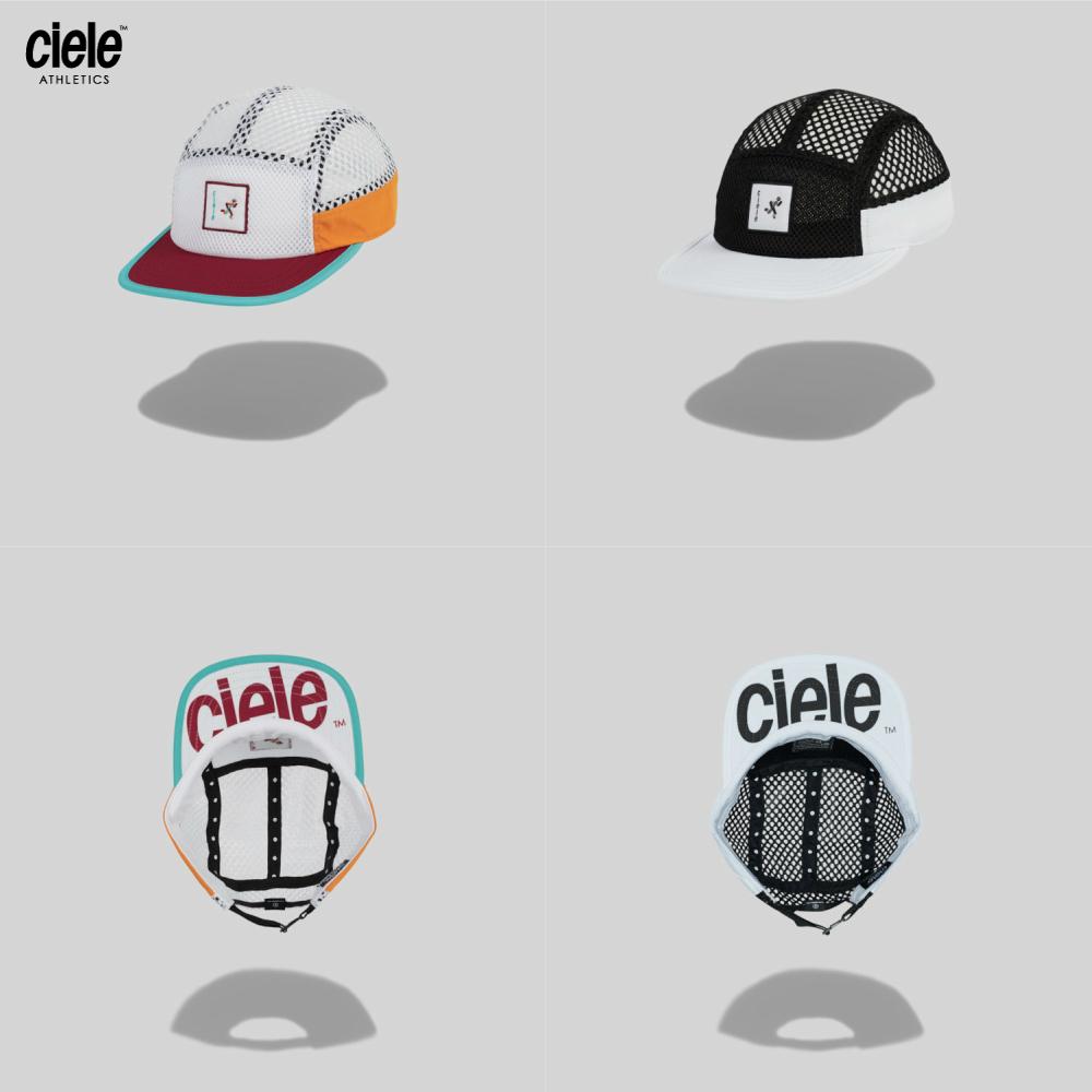 CIELE  シエル GOCap M– RunningMan ゴーキャップ M ランニングマン 5041114【キャップ】【帽子】