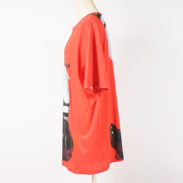 hs17AWDY07 QUEMEVOCENAFILADOPAO T-SHIRT (red)