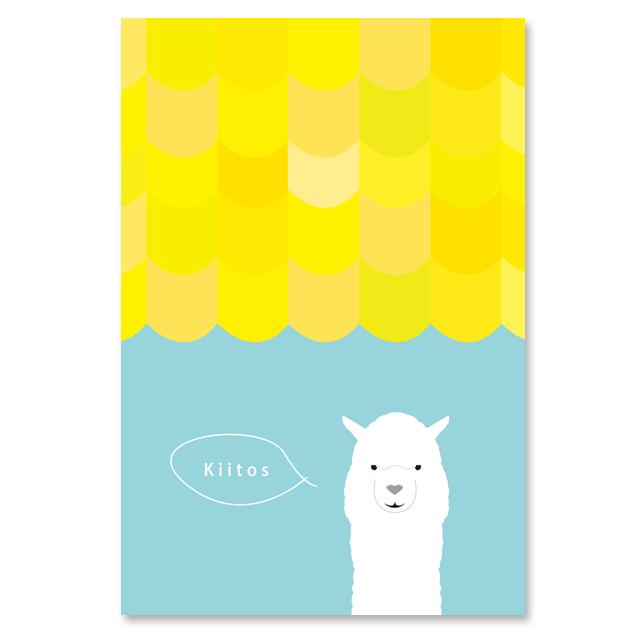 ポストカード(キートス)