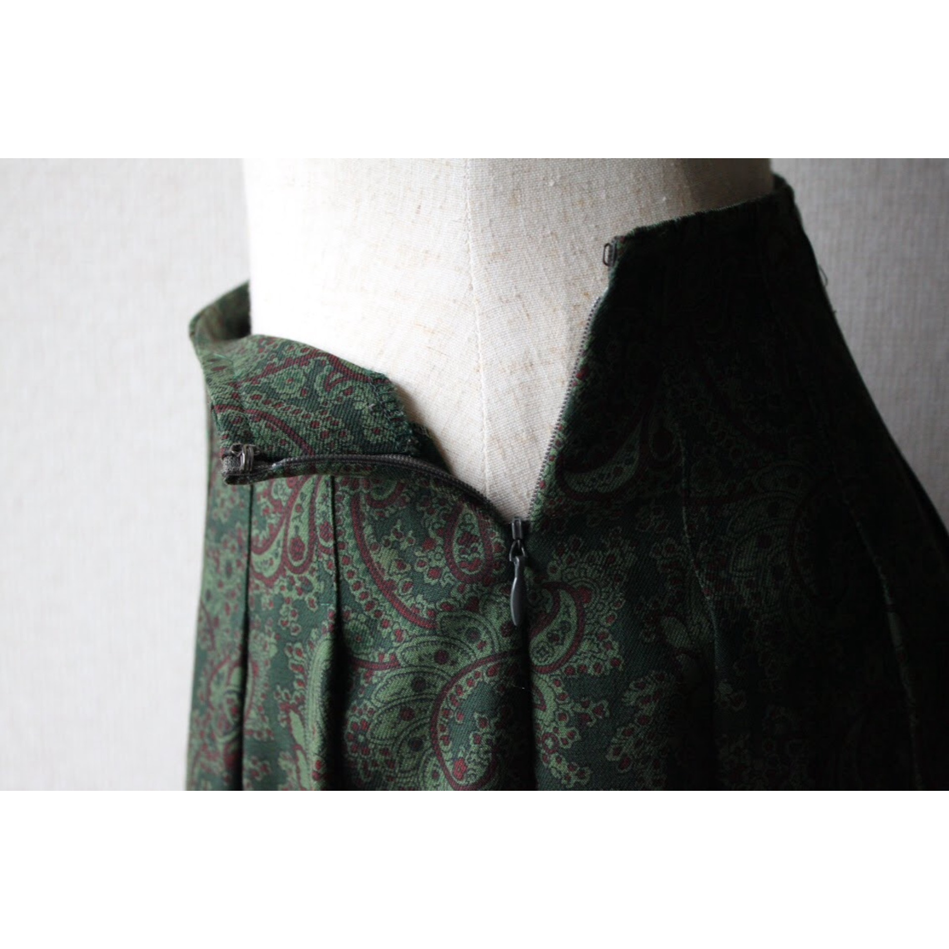 Vintage flair skirt by Gucci