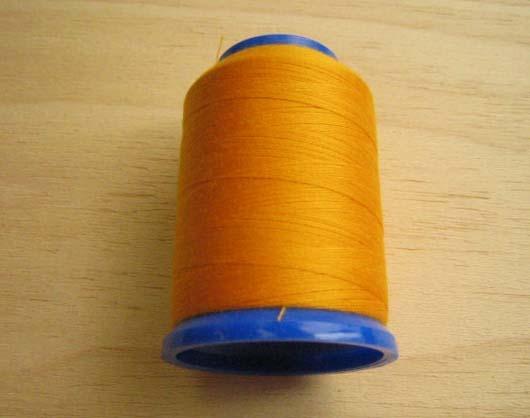 ニットソーイング・スレッド オレンジ KST-174