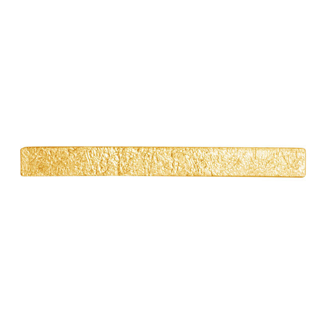 TIN BREATH 20mm Gold plate