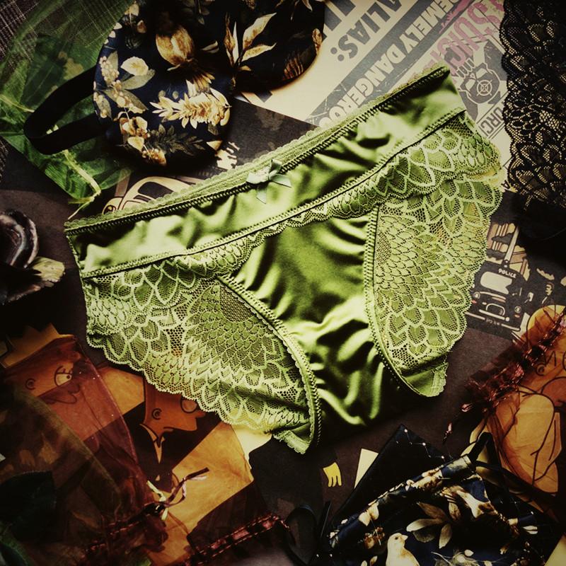 【ショーツ】レトロファッションショーツ25385792
