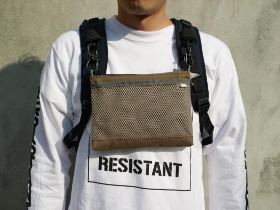 Midget X-PACホワイト / RESISTANT
