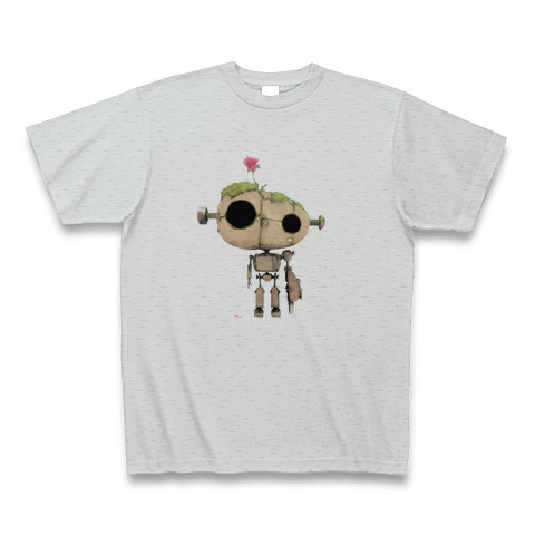 Tシャツ(グレー)ロゴなし