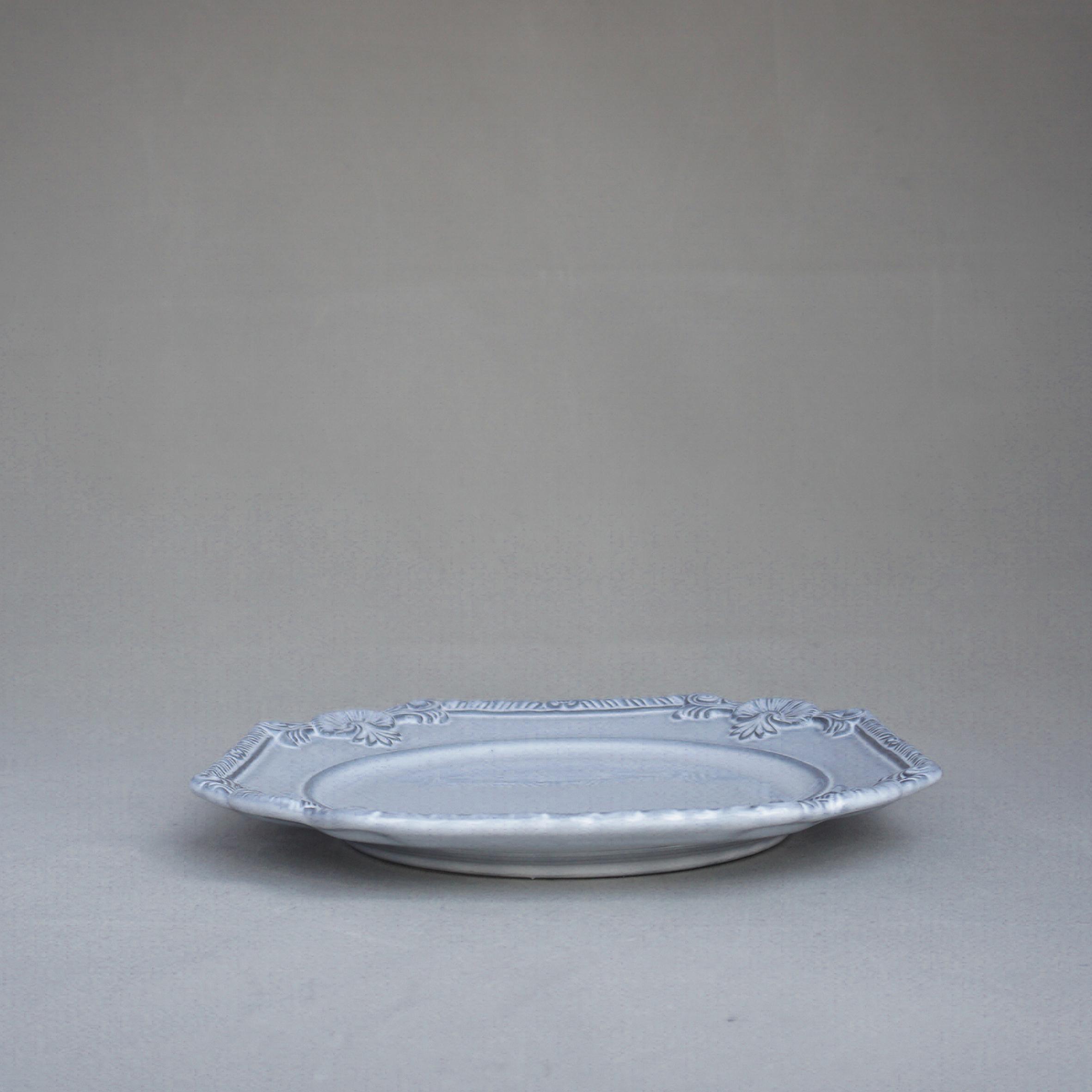 グレーシュ ルネッサンスプレート  L  ( 29cm )