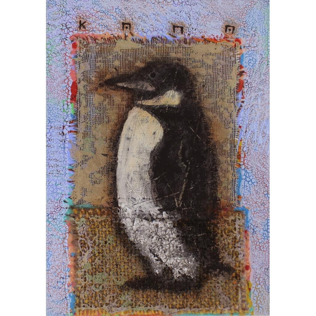 金丸悠児「Penguin」