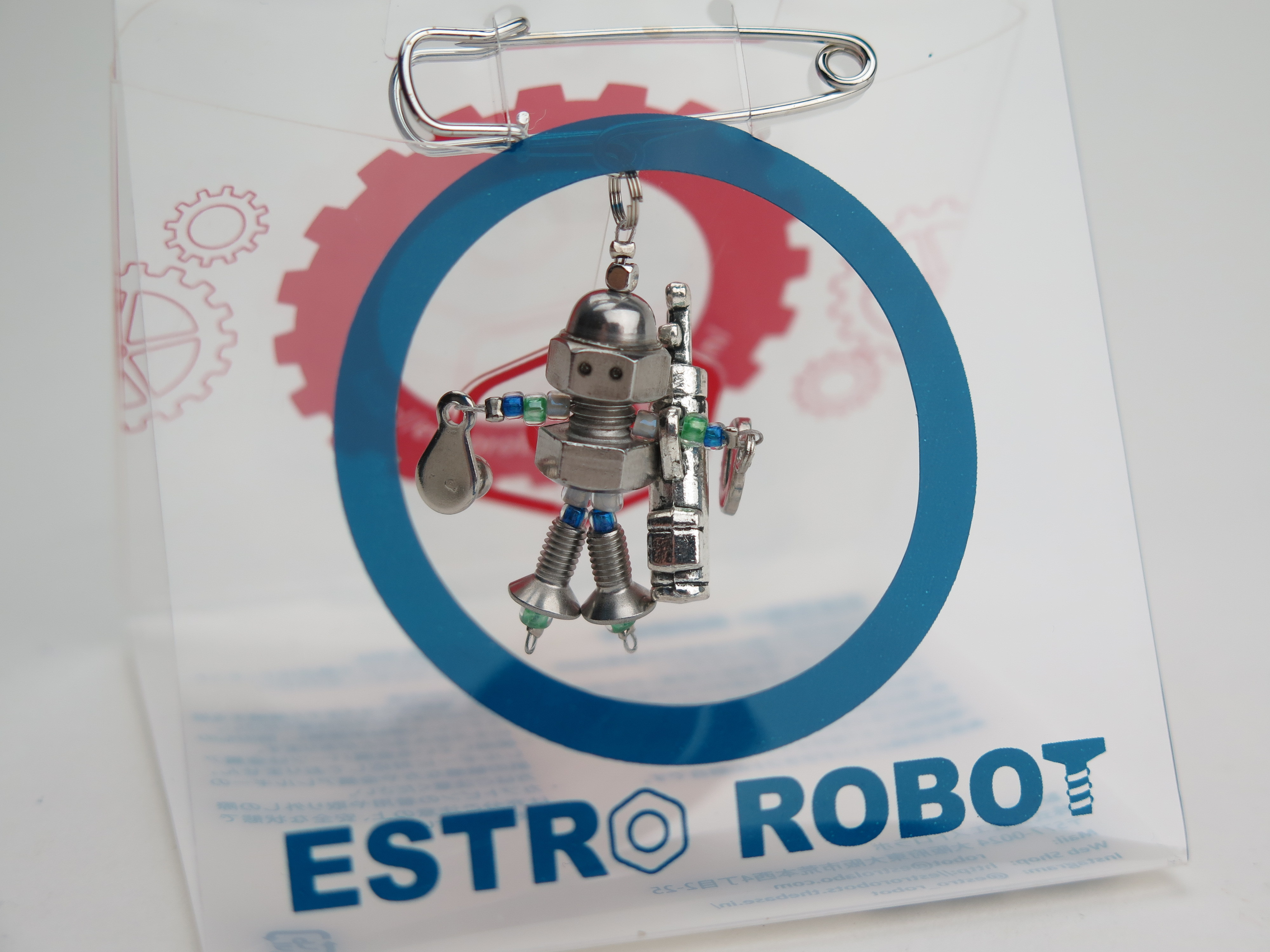 estro robot golf blue-green ゴルフ ブルーグリーン