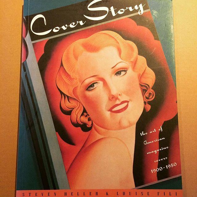 デザインの本「Cover Story: The Art of American Magazine Covers 1900-1950」 - 画像1